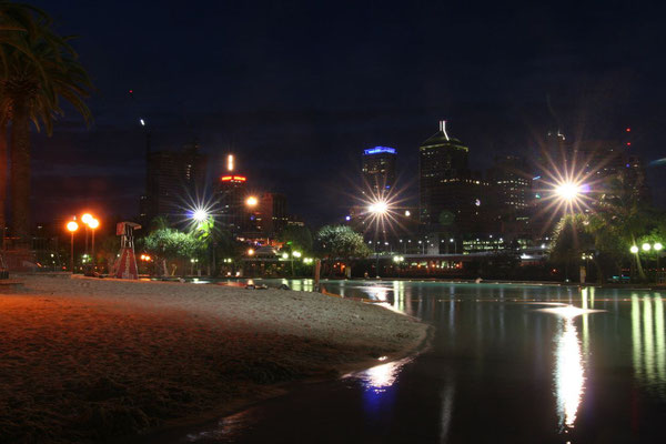 Street Beach - Brisbane - Queensland