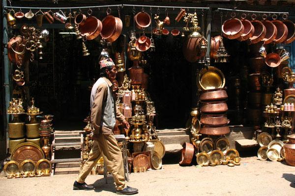Indra Chowk - Kathmandu