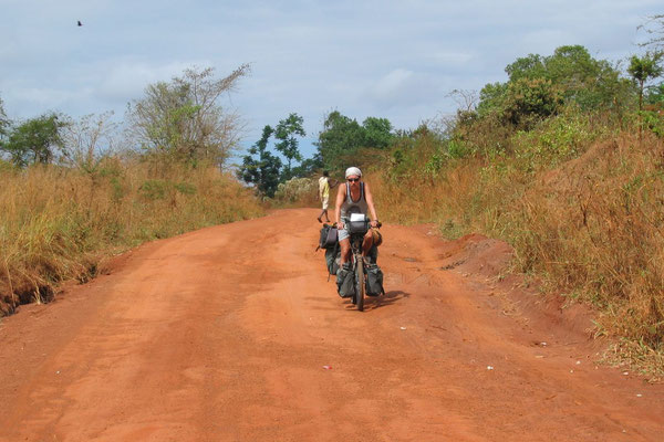 Cycling northwestern Tanzania - Kagera Province
