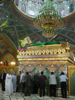Sayyida Ruqayya Mosque - Damascus - Syria