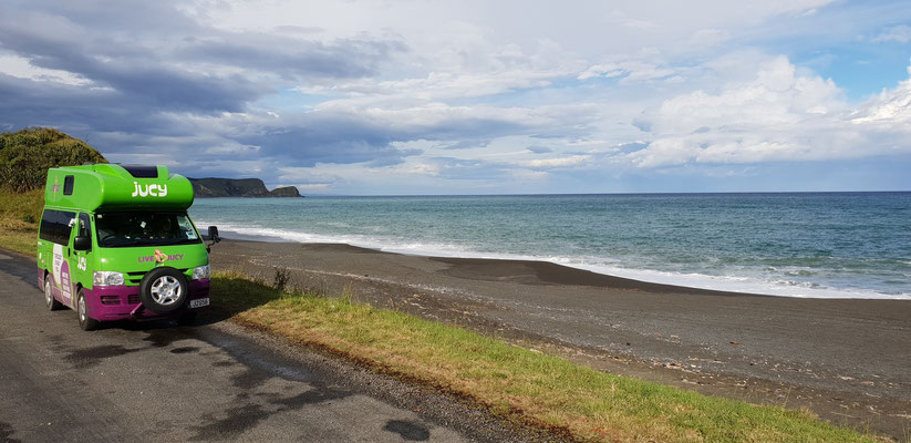 Pacific Coast Highway - North Island