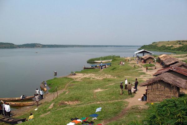 Lake Edward - Southwestern Uganda