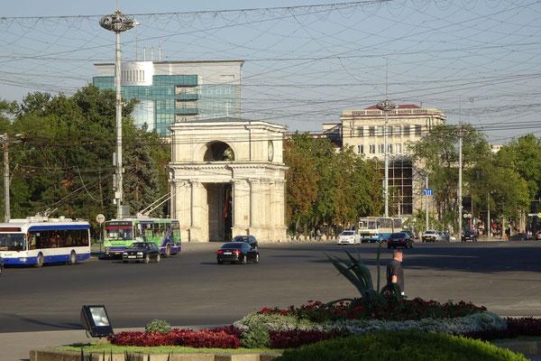 Arc de Triomphe - Chisinau - Moldova