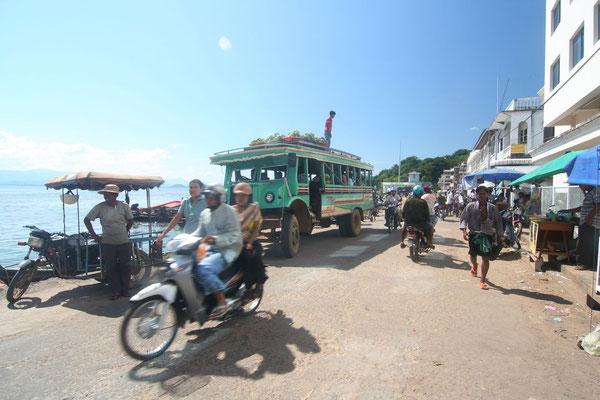 Kawthoung - Southern Myanmar