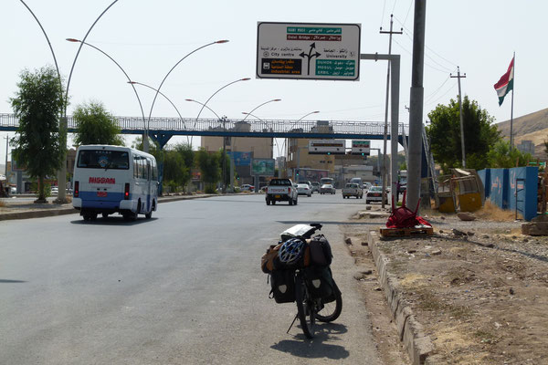 Zakhu - Iraq