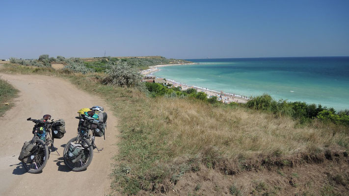 Heading south - Black Sea Coast - Romania