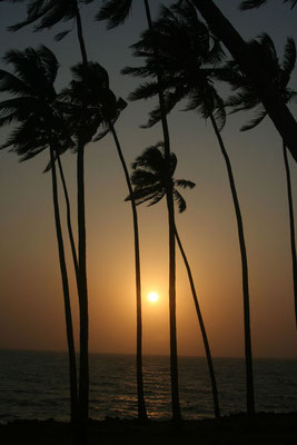 Sunset - Anjuna - Goa