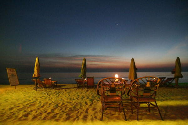Ochheuteal Beach - Sihanoukville - Southern Cambodia