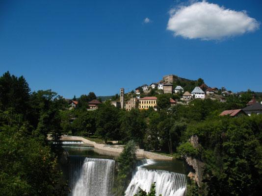 Jajce - Bosnia and Hercegovina