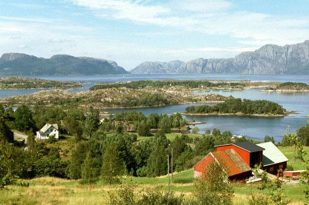 Sognefjorden - Western Norway