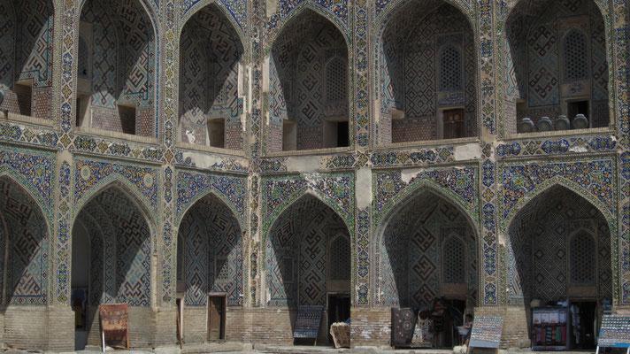 Sher Dor Medressa - Regstian - Samarkand - Uzbekistan
