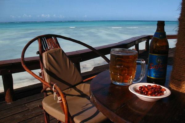 We simply deserved it... - Nungwi Beach - Zanzibar