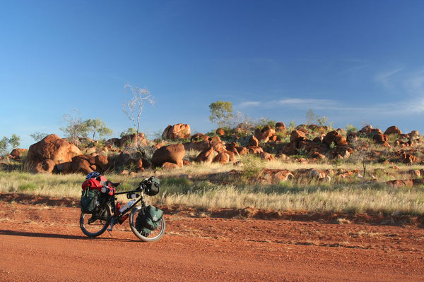 The Pebbles - Northern Territory