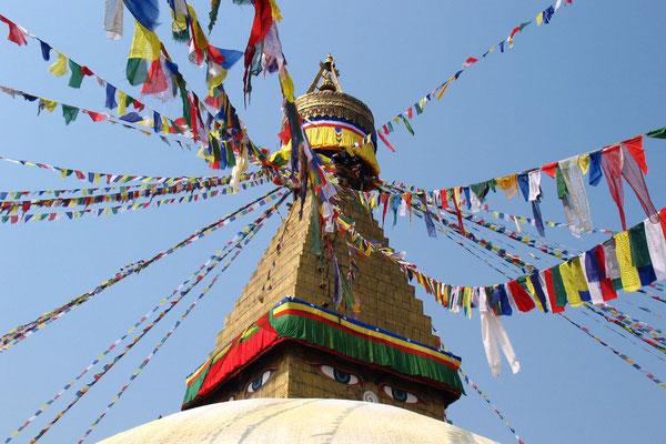 Bodnath Stupa - Kathmandu