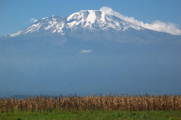 Mount Kilimanjaro 5,896 m