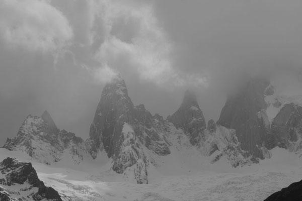 Fitz Roy Range - Patagonia