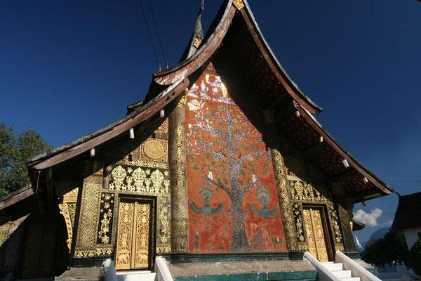 Sim at Wat Xieng Thong - Luang Prabang