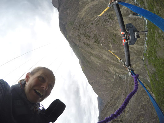 Nevis Swing - Queenstown - South Island