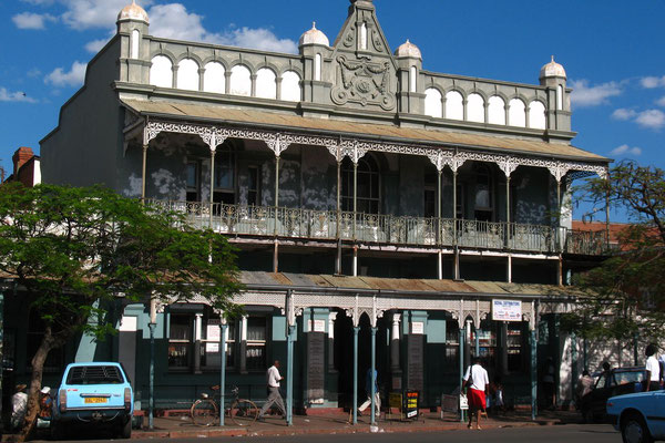 Colonial building - Bulawayo