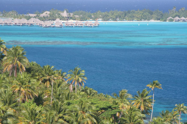 Motu Piti A´au - Bora Bora