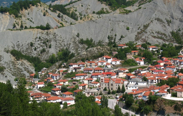 Mountain village - Northeastern Greece