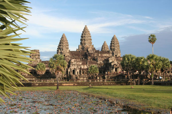 Angkor Wat - The world´s largest religious building