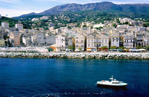 Bastia - Cap Corse - Southeastern Corsica - France