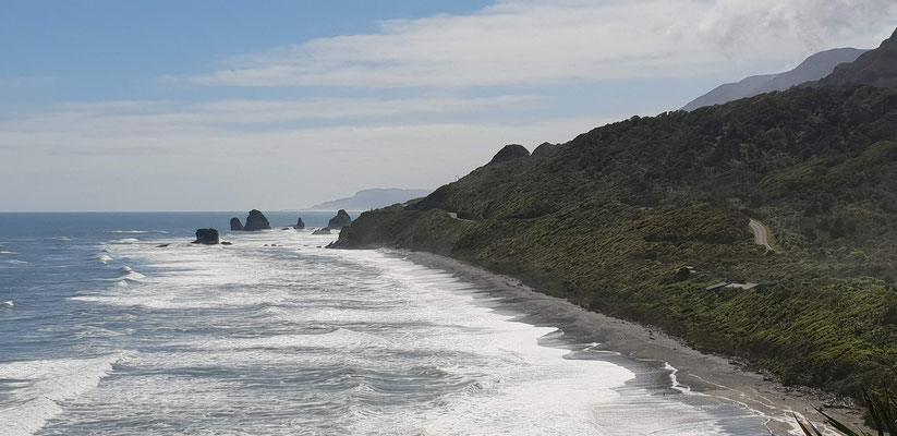The Great Coast Road - West Coast - South Island
