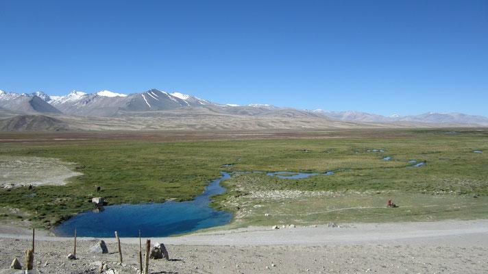 Southeastern Pamir - Tajikistan