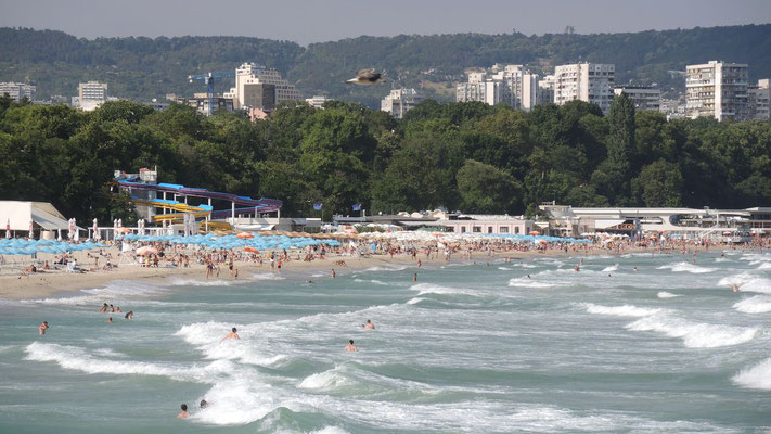 Varna Beach - Black Sea Coast - Bulgaria