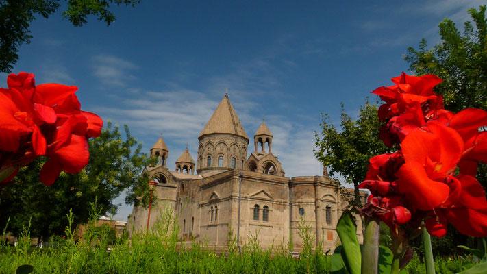 Mayr Tachar Cathedral - Echmiadzin - Armenia