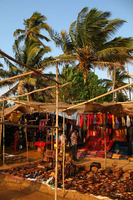 Flea Market - Anjuna - Goa