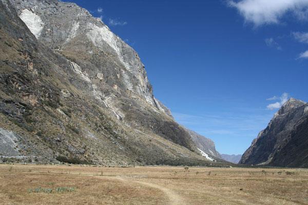 Santa Cruz Trek - Cordillera Blanca