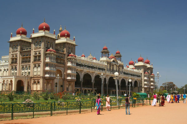 Maharaja´s Palace - Mysore - Karnataka