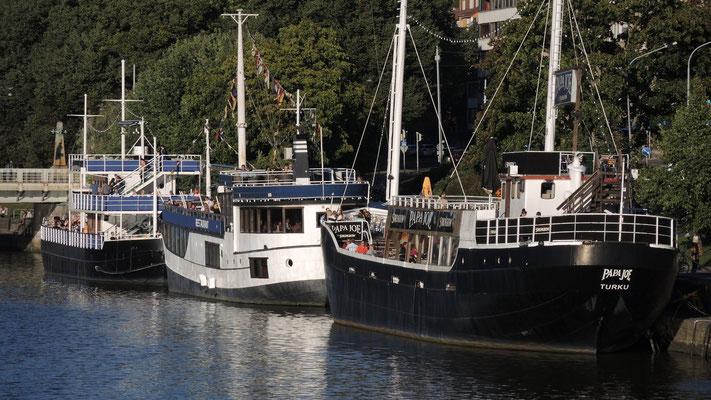 Boat Bars - Turku - Finland