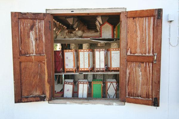 Handicraft store - Luang Prabang