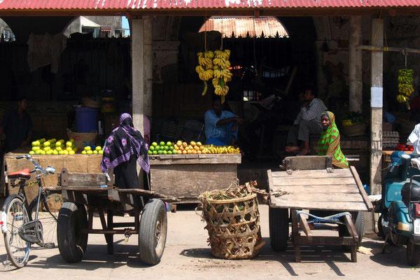 Darajani Market - Zanzibar Town - Zanzibar Island
