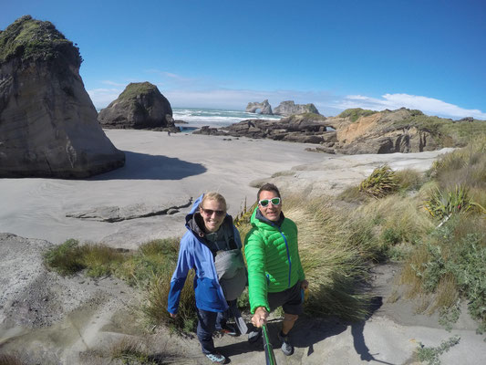 Wharariki Beach - South Island
