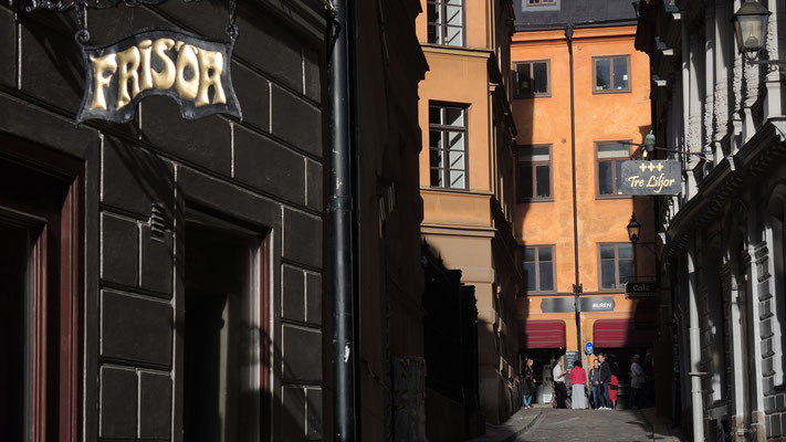 Gamla Stan - Stockholm Old Town - Sweden