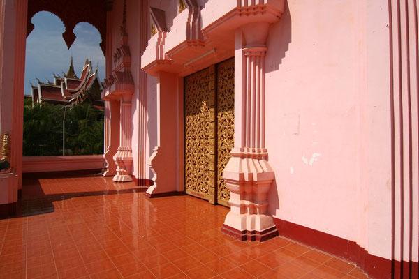Wat That Luang Neua - Vientiane