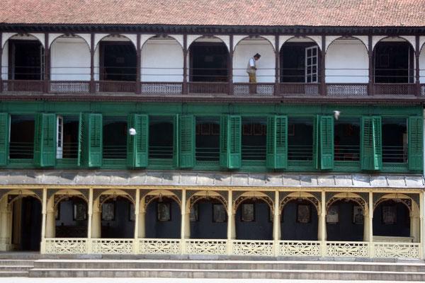 Old Royal Palace Hanuman Dhoka - Durbar Square - Kathmandu