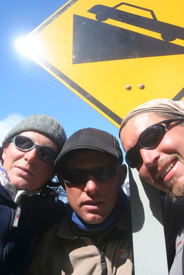 Astrid, Mewes and me - Carretera Austral