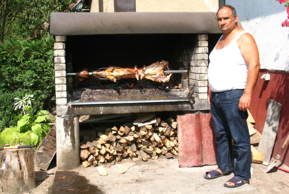 Barbecue - Northern Bosnia and Hercegovina