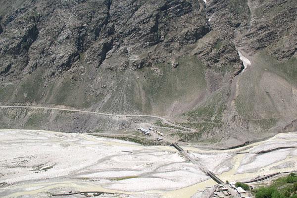Darcha - Manali-Leh-Highway - Himachal Pradesh