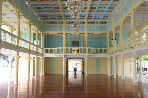 Mrigadayavan Palace - Cha-am - Petchaburi Province