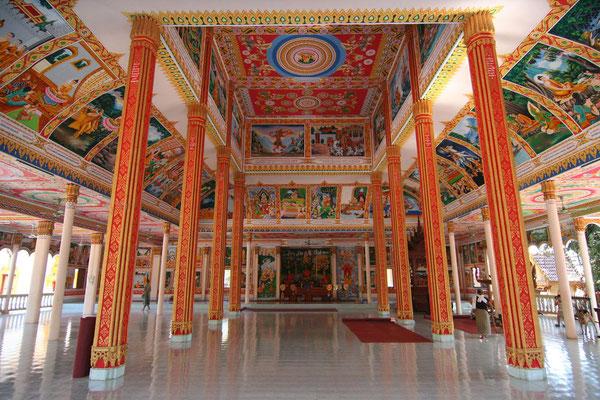 Wat That Luang Tai - Vientiane