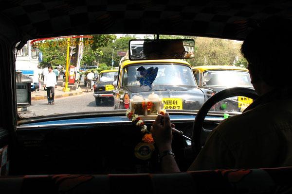 Taxi ride - Mumbai - Maharashtra