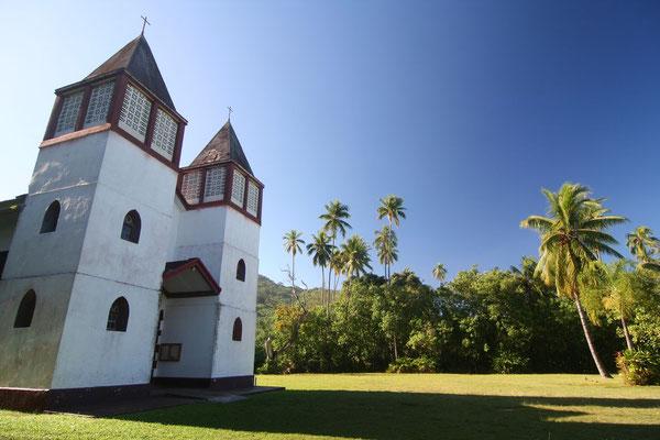 Église de la Sainte Famille - Haapiti - Mo´orea