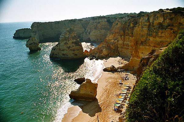 Marinha Beach - Algarve - Southern Portugal