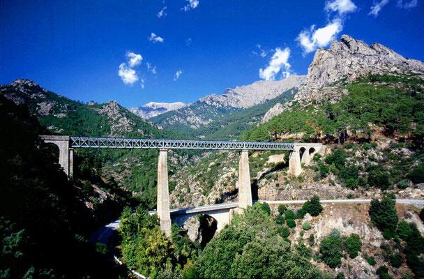 Near Venaco - Central Corsica